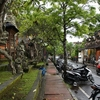 Street View In Bali - Indonesia