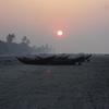 Sunrise At Kuakata Beach