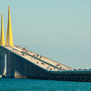 Sunshine Skyway Bridge View
