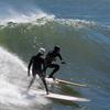 Surfing SanFran Bay