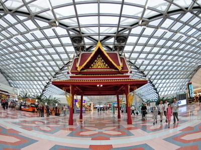 Suvarnabhumi Airport Terminal