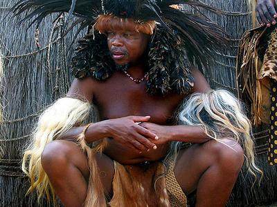 Swazi Prince