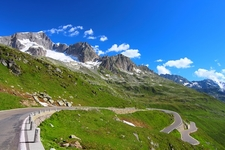 Switzerland - Furka Pass
