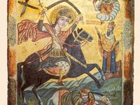 Saint Mercurius Church In Coptic Cairo