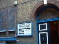 Sandys Row Synagogue