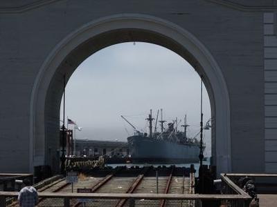 Old Port Gate