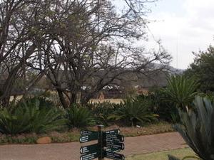Pretoria Jardín Botánico Nacional