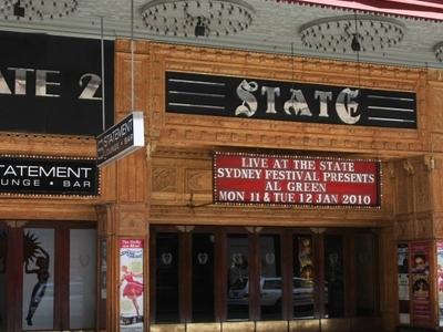 State Theatre Sydney
