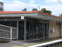 Greensborough Railway Station