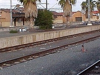 De Aar estación de tren