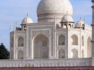 Same Day Agra Tour - Taj Mahal Photos