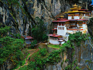 Bhutan Holiday Package Photos