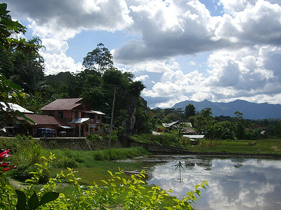 Tana Toraja Landscape