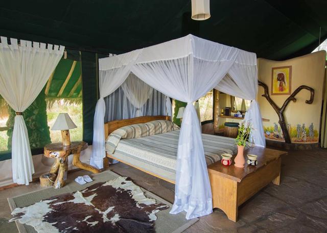 Safari Amboseli Reserve Kenya Photos