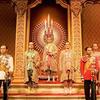 Museo humano tailandés de las imágenes