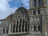 Vezelay - Church And Hill
