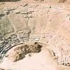 The Ancient Theatre Of Eretria.
