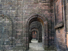 The Basilica Of Bom Jesus Inner Architecture