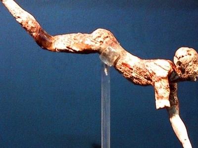 A Figure Of The Bull Leaper
