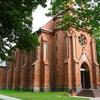 The Church Of St. Adalbert Uhowo Poland