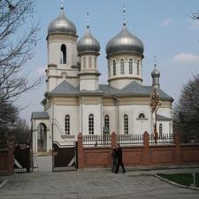 The Church Of St.Dumitru