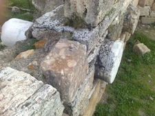 The Column Wall