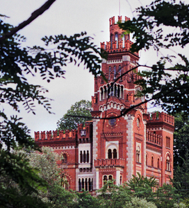 The Crespis Castle