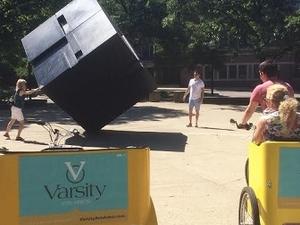 50% Off Pedicab Tour of Ann Arbor