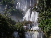 Umphang Thee Lor Sue Waterfall