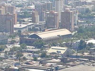 The Estación Mapocho