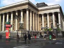 The Former Paris Bourse