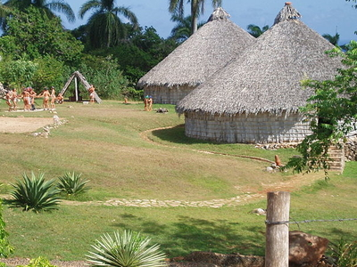The Homes Of The Prehistoric Inhabitants