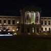 The Main Entrance At Night