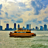 The New York Water Taxi - New Jersey City