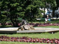 The Park of Constitution 3 May