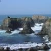 The Scenic Mendocino Headlands