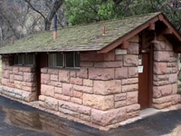The South Campground Comfort Station