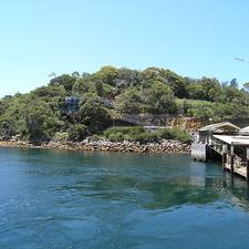 The Taronga Zoo Ferry Wharf