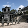 Thien Dinh Palace In Hue