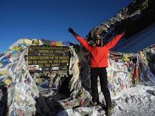 Thorong La Pass - Manang - Nepal Annapurna