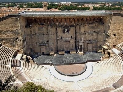 Orange Roman Theatre