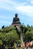 Tian Tan Buddha From Afar