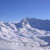 A Ski Lift On The Grande Motte