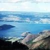 Toba Lake In North Sumatra
