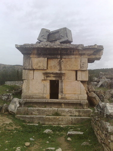 Tomb Of Room And Sarcophagi
