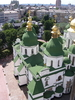 Top View Of Saint Sophia Cathedral