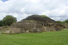 Tazumal Of Maya Civilization - El Salvador