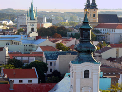 Tourist Attractions In Nitra