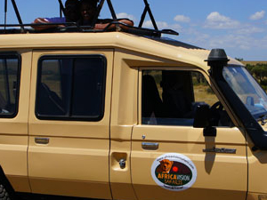 Kenya Safari on your Budget Fotos