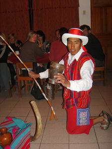 Peruvian Dance